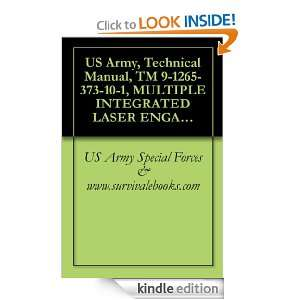 M82, NSN 1265 01 137 7897, FOR M1/M1A1 ABRAMS TANK, 1988 eBook: US