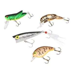 Academy Sports Rebel Classic Critters Lure Kit