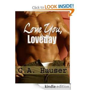 Love You, Loveday GA Hauser  Kindle Store