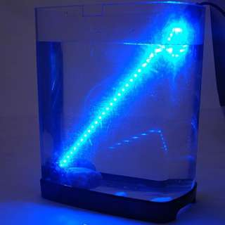 10 inch Aquarium 30 LED Blue WaterProof Light Bar NEW ★ for Fish