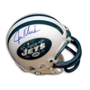 Joe Klecko Signed New York Jets Mini Helmet  Sports