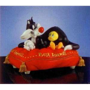 Looney Tunes Tweety & Sylvester Best Friends SF Music
