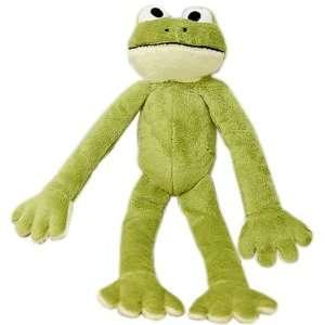 Plushables Long Legs Frog Dog Toy 14