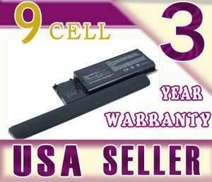 CELL BATTERY DELL LATITUDE D620 D630 M2300 TC030