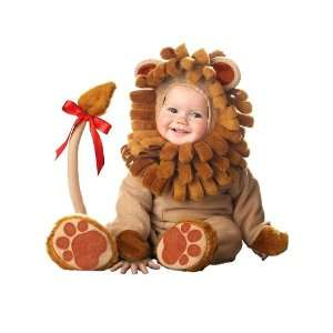 Little Lion Costume Baby Infant 12 18 Month Cute Halloween