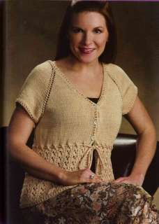 Seamless Fashions From Top to Bottom Knitting Pattern Book NEW