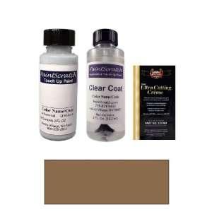 2 Oz. Fawn Brown Metallic Paint Bottle Kit for 1984 Isuzu