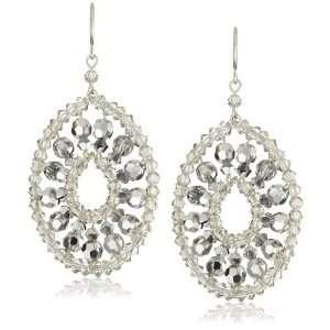 Jamie Kole Stars Sterling Silver and Swarovski Crystal