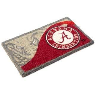 NCAA Alabama Crimson Tide Round Clock
