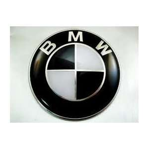 High Quality Black BMW Emblem 82mm with package
