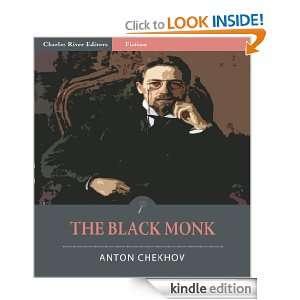 The Black Monk (Illustrated) Anton Chekhov, Charles River Editors