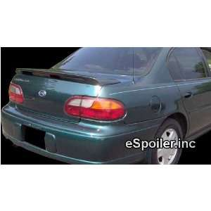 97 03 Chevrolet Malibu Painted OEM Factory Style Spoiler   (Color Code
