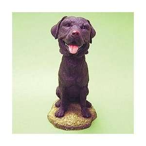 Swibco Inc Black Labrador Retriever Dog Bobble Head Toys & Games
