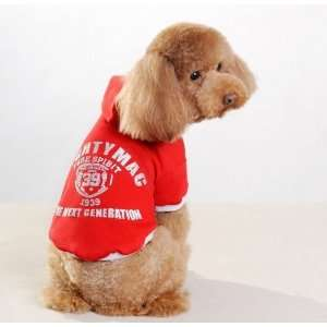 Spring Summer Pet Puppy Doggie Clothes Letter Dog T Shirt