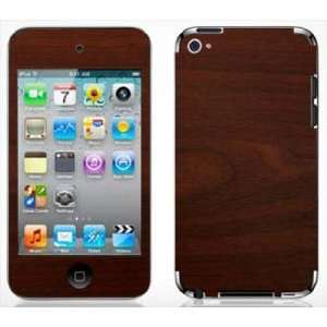 Maple Wood Grain Pattern Skin for Apple iPod Touch 4G 4th