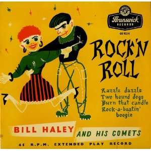 Rock n Roll EP   EX Bill Haley & The Comets Music