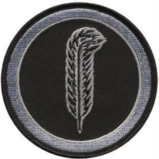 Led Zeppelin Tri Circles (John Bonhams Logo/Symbol) Embroidered Iron