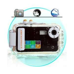 Waterproof 5MP Digital Camera
