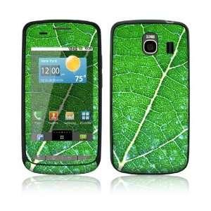 LG Vortex Skin   Green Leaf Texture