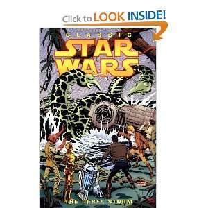 The Rebel Storm (Classic Star Wars, Volume Two