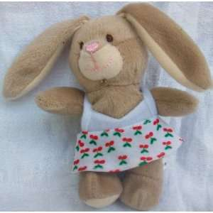 Workshop, Vanilla Fudge Bunny, Stuffed Plush Doll Toy Toys & Games