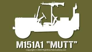 m151a1 mutt 1 4 ton truck four wheel drive m151 m151a1 m151a2 with m60