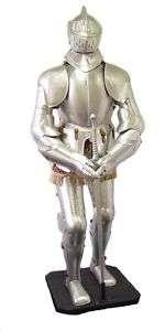 Duke of Burgundy Medieval Suit of Armor Crusader Knight