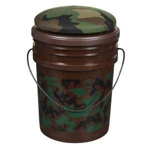 Sportsmans Bucket DOVE HUNT DEER TURKEY BLIND w Removable cooler