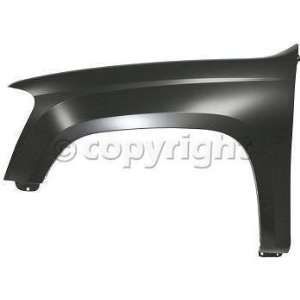 FENDER chevy chevrolet COLORADO 04 05 gmc CANYON primed lh