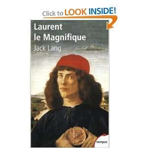 Laurent le Magnifique (French Edition) (9782262023256