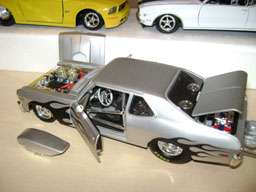 Chevy Nova SS Outlaw Drag Car NHRA Pro Mod Custom Pro Street