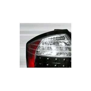 05 10 Scion tC LED Tail Lights   Black (pair) Automotive