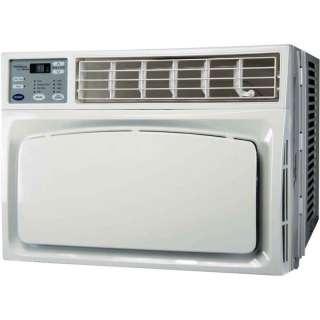 BTU Window Air Conditioner, 350 Sq. Ft. Flat Design AC Unit w/ Energy