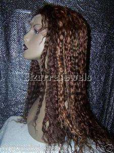 33/27 Remi Remy Human Hair Full Lace Wig Wigs 24 Custom Made High