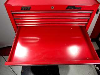 Mac Tools Economizer 2000 Drawer Tool Box Chest ToolBox RED BEST OFFER