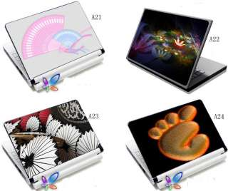 LAPTOP PROTECTIVE SKIN STICKER NOTEBOOK COVER DECAL ART