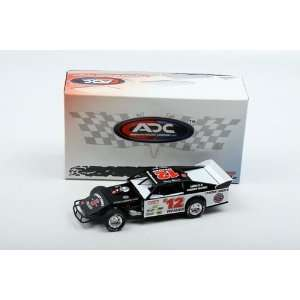 24 Kevin Weaver #12 Jimmy Johns 2010 Dirt Late Mod Toys & Games