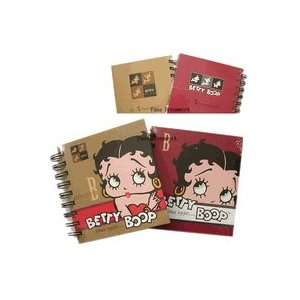Set of 2 Betty Boop Notebook (Hard cover)
