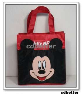 Mickey Mouse SMALL Lunch HANDBAG TOTE BAGS Girls Womens