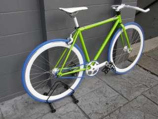 New cutomized Track bike single speed fixie flip flop hub bike bicycle