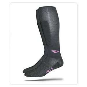 Defeet Fre Merino Wool Socks   Pink D