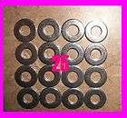 100 * WASHERS FOR BOTTLE CAP NECKLACES CRAFTS NEW