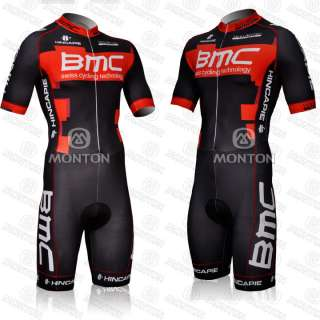 2012 Cycling Bicycle Suit Jersey+Shorts Bike Racing Riding Clothing S