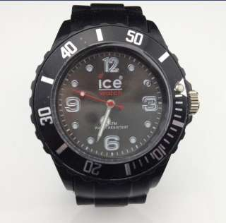 New 1PCS top brand 11 colors ice watch fashion jelly watch