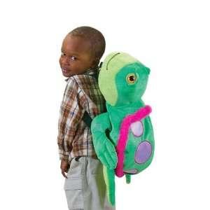 Sea Sparkle Sea Turtle Cruizer Plush Backpack Toys & Games