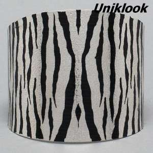 Print Silver Black White Statement Jewelry Cuff Bracelet 2