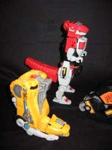Power Rangers MEGAZORD DELUXE VINTAGE Generation 1 Robot Pieces Lot