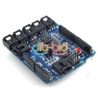 Perfect High Quality New Arduino Sensor Shield Digital Analog Module