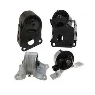 A7342 A7343 02 03 04 05 06 Nissan Altima 2.5L Engine Motor Mount Set 4