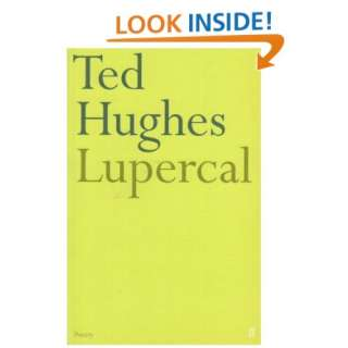 Lupercal (9780571092468) Ted Hughes Books